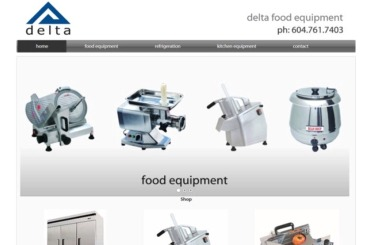 Delta Food Equipment