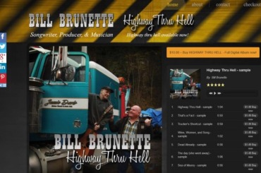 Highway Thru Hell - Bill Brunette